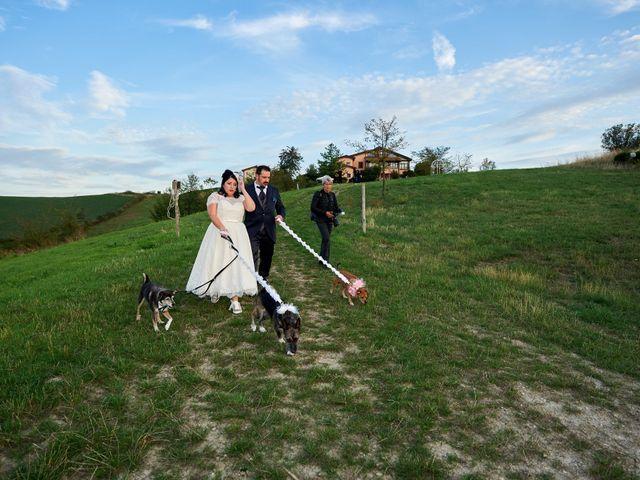 Il matrimonio di Massimo e Licia a Castenaso, Bologna 104