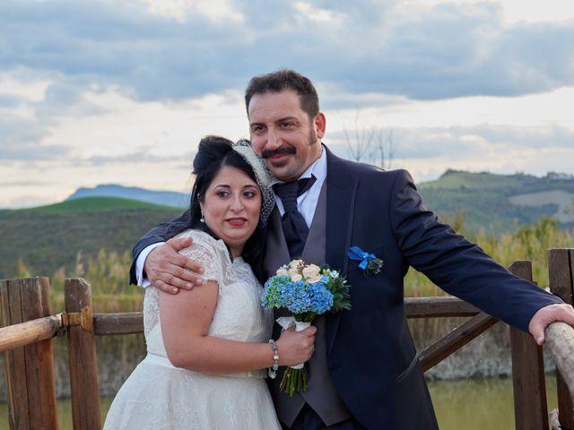 Il matrimonio di Massimo e Licia a Castenaso, Bologna 107