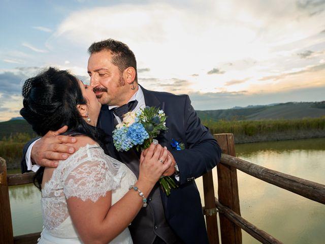 Il matrimonio di Massimo e Licia a Castenaso, Bologna 108
