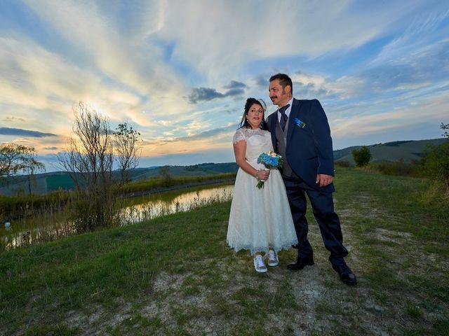Il matrimonio di Massimo e Licia a Castenaso, Bologna 111