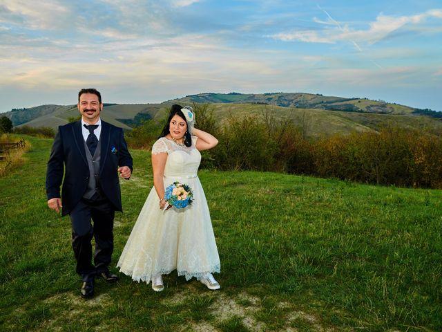 Il matrimonio di Massimo e Licia a Castenaso, Bologna 112