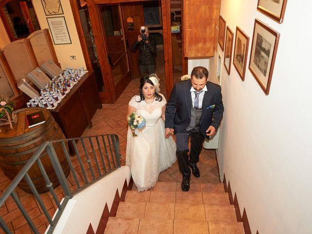 Il matrimonio di Massimo e Licia a Castenaso, Bologna 119