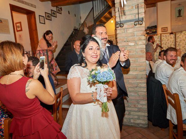 Il matrimonio di Massimo e Licia a Castenaso, Bologna 120