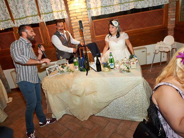 Il matrimonio di Massimo e Licia a Castenaso, Bologna 121