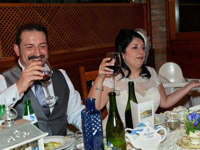 Il matrimonio di Massimo e Licia a Castenaso, Bologna 123