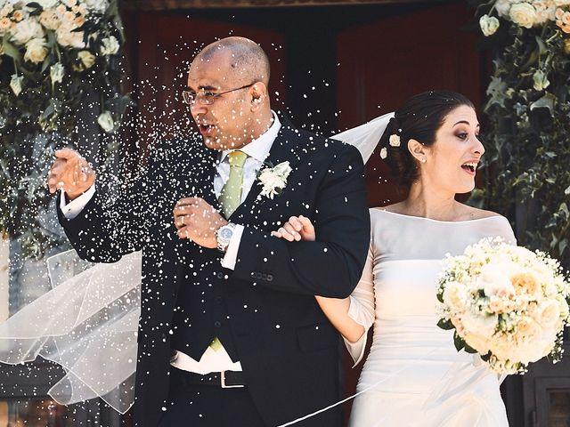 le nozze di Michela e Marco