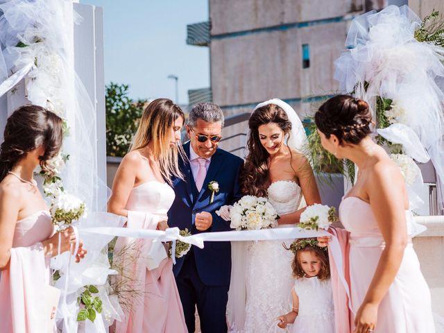 Il matrimonio di Emanuele e Lucilla a Salice Salentino, Lecce 21