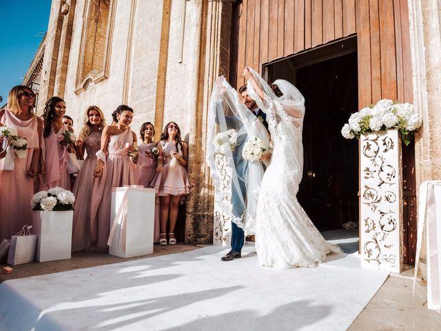 Il matrimonio di Emanuele e Lucilla a Salice Salentino, Lecce 38
