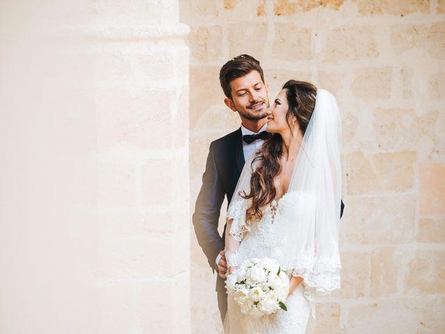 Il matrimonio di Emanuele e Lucilla a Salice Salentino, Lecce 40