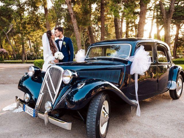 Il matrimonio di Emanuele e Lucilla a Salice Salentino, Lecce 41