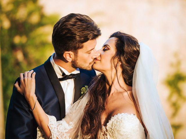Il matrimonio di Emanuele e Lucilla a Salice Salentino, Lecce 45
