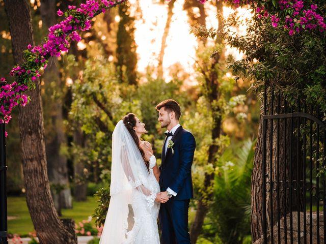 Il matrimonio di Emanuele e Lucilla a Salice Salentino, Lecce 47