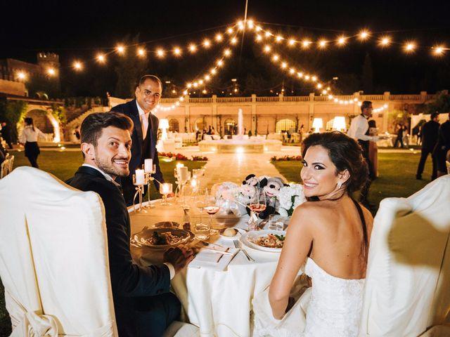 Il matrimonio di Emanuele e Lucilla a Salice Salentino, Lecce 55