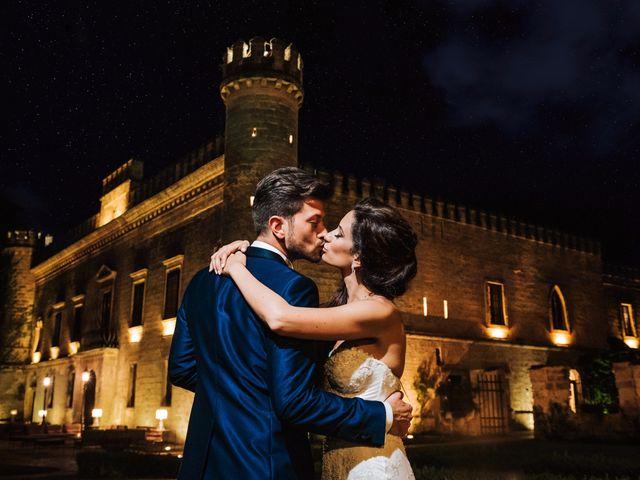 Il matrimonio di Emanuele e Lucilla a Salice Salentino, Lecce 56