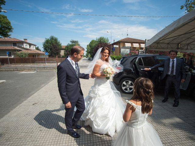 Il matrimonio di Manuela e Nicola  a Forlì, Forlì-Cesena 11