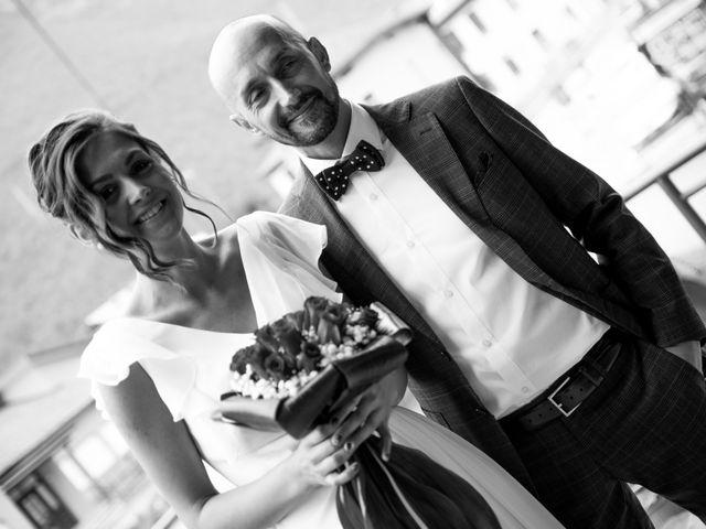 Il matrimonio di Simone e Maija a Idro, Brescia 2
