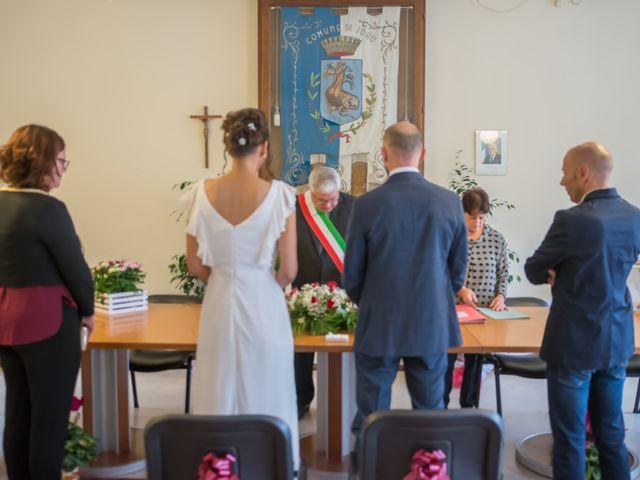 Il matrimonio di Simone e Maija a Idro, Brescia 3