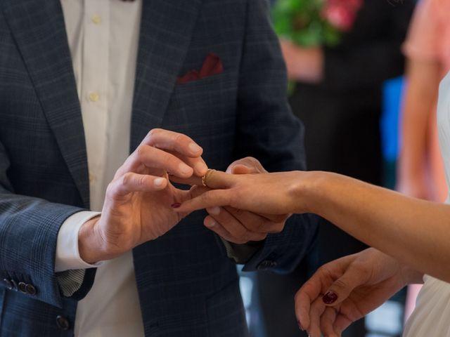 Il matrimonio di Simone e Maija a Idro, Brescia 5