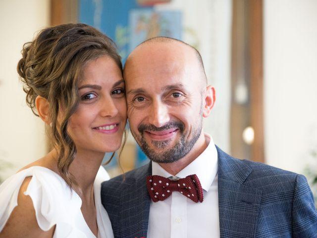 Il matrimonio di Simone e Maija a Idro, Brescia 6