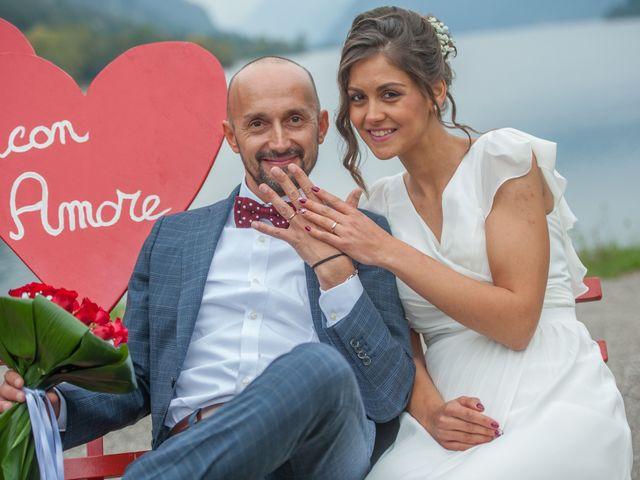 Il matrimonio di Simone e Maija a Idro, Brescia 7