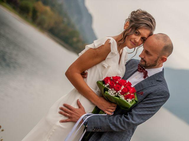 Il matrimonio di Simone e Maija a Idro, Brescia 4