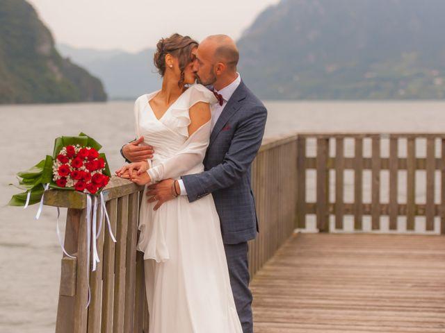 Il matrimonio di Simone e Maija a Idro, Brescia 9
