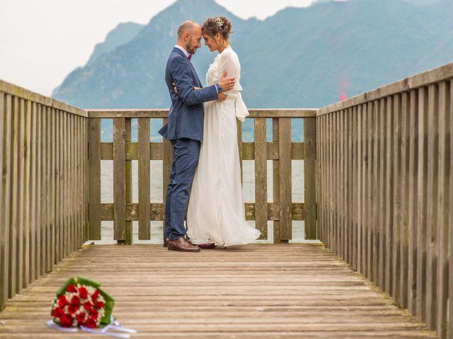 Il matrimonio di Simone e Maija a Idro, Brescia 1