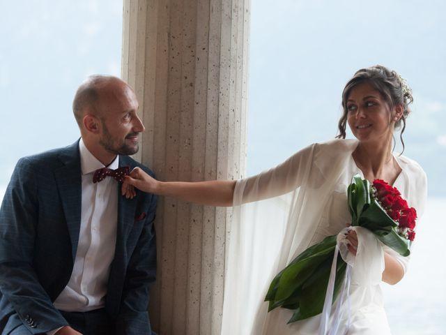 Il matrimonio di Simone e Maija a Idro, Brescia 10