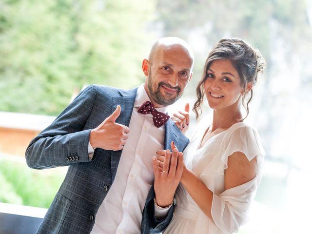 Il matrimonio di Simone e Maija a Idro, Brescia 11