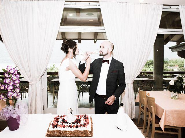 Il matrimonio di Simone e Maija a Idro, Brescia 12