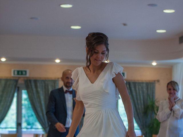 Il matrimonio di Simone e Maija a Idro, Brescia 15