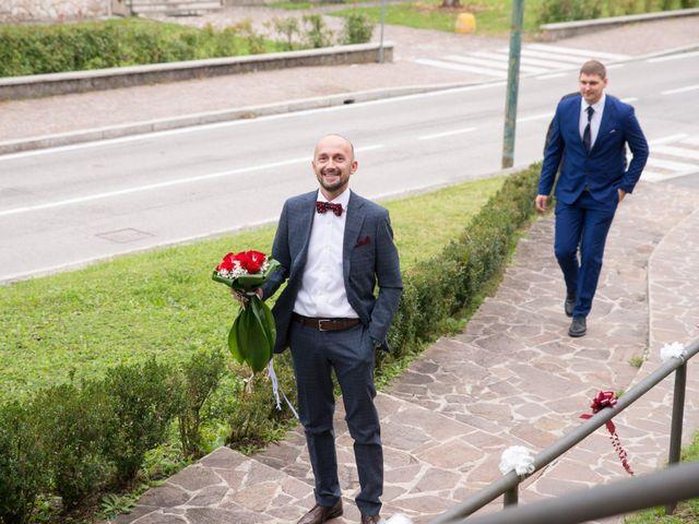Il matrimonio di Simone e Maija a Idro, Brescia 20