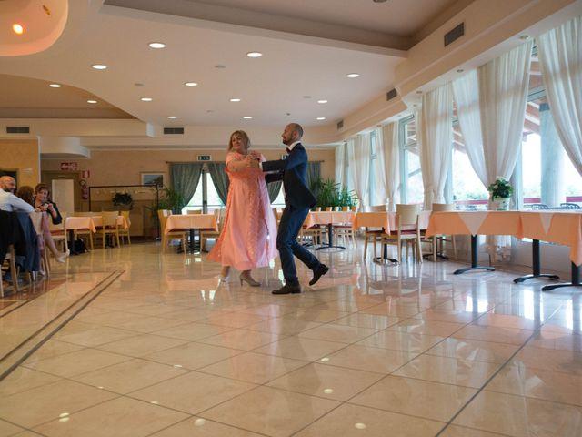 Il matrimonio di Simone e Maija a Idro, Brescia 25