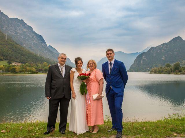 Il matrimonio di Simone e Maija a Idro, Brescia 29