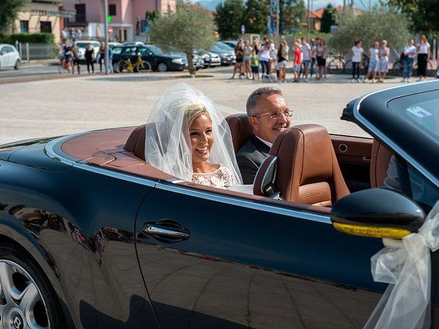 Il matrimonio di Claudio e Martina a Grassobbio, Bergamo 15