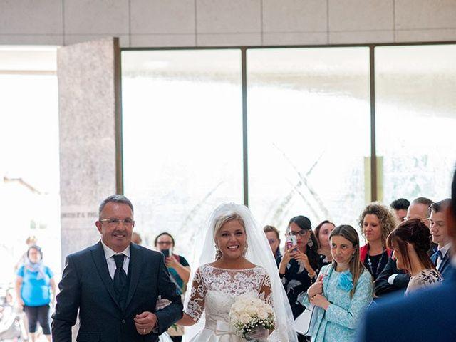 Il matrimonio di Claudio e Martina a Grassobbio, Bergamo 18
