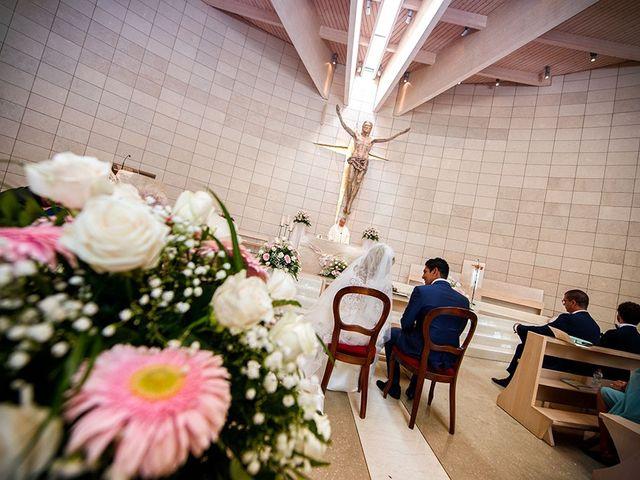 Il matrimonio di Claudio e Martina a Grassobbio, Bergamo 22
