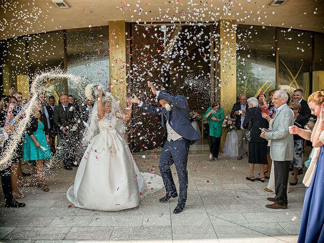 Il matrimonio di Claudio e Martina a Grassobbio, Bergamo 24