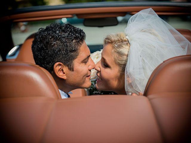 Il matrimonio di Claudio e Martina a Grassobbio, Bergamo 28