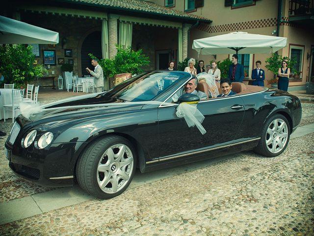 Il matrimonio di Claudio e Martina a Grassobbio, Bergamo 29