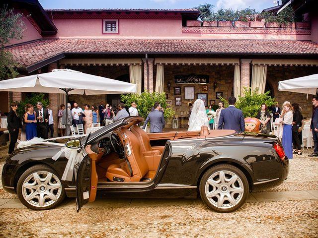 Il matrimonio di Claudio e Martina a Grassobbio, Bergamo 30