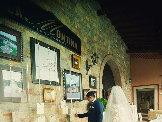 Il matrimonio di Claudio e Martina a Grassobbio, Bergamo 32
