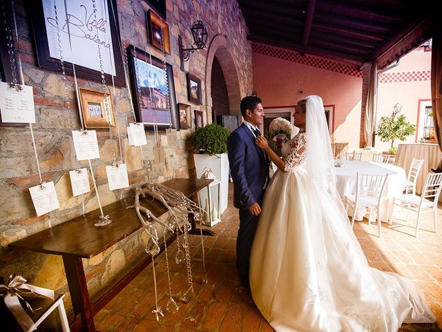 Il matrimonio di Claudio e Martina a Grassobbio, Bergamo 34