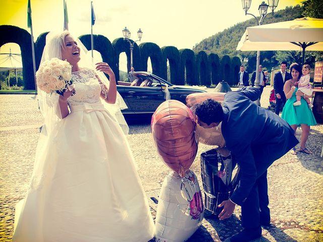 Il matrimonio di Claudio e Martina a Grassobbio, Bergamo 39