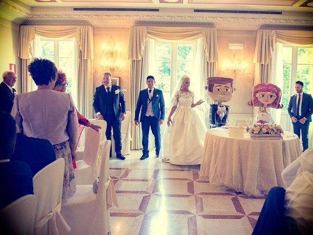 Il matrimonio di Claudio e Martina a Grassobbio, Bergamo 45