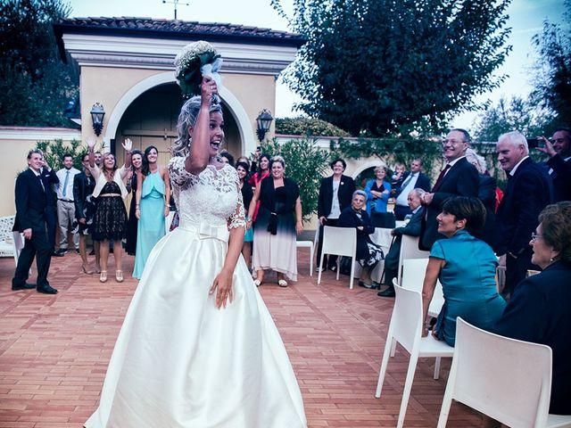 Il matrimonio di Claudio e Martina a Grassobbio, Bergamo 51