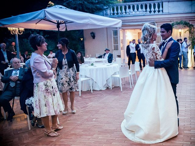 Il matrimonio di Claudio e Martina a Grassobbio, Bergamo 56