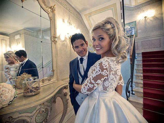 Le nozze di Martina e Claudio