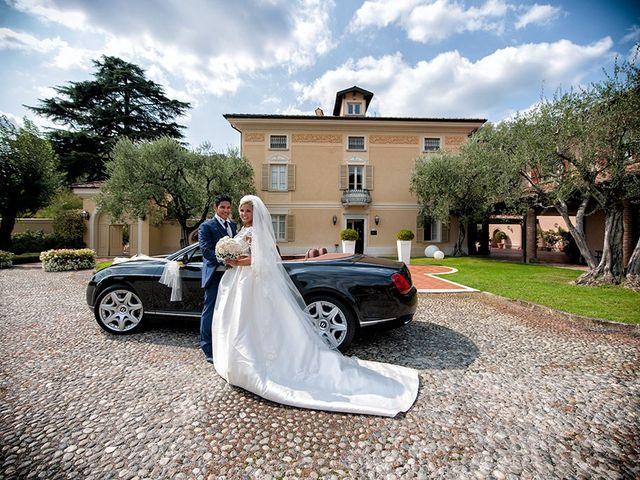 Il matrimonio di Claudio e Martina a Grassobbio, Bergamo 57