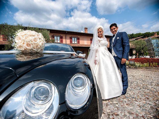 Il matrimonio di Claudio e Martina a Grassobbio, Bergamo 58